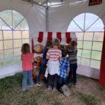 Farmer's Market at Glen Ray's Corn Maze Farm School