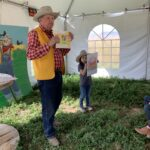 Learning all about beef cattle with Farmer Rex
