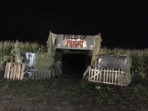 Field of Fright Entrance 2018